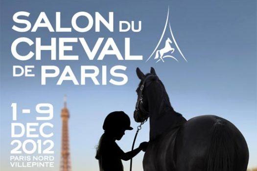 Salon du Cheval 2012 : l'affiche