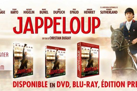 [Jeu Concours] 2 x 5 DVD et BLU-RAY du film Jappeloup à gagner