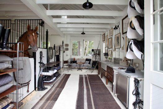 [Dream Barns] Windsor Smith invente le cheval d'intérieur