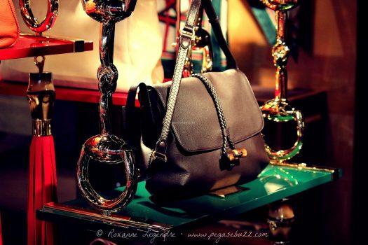 [Gucci Paris Masters 2013] Le showroom Gucci