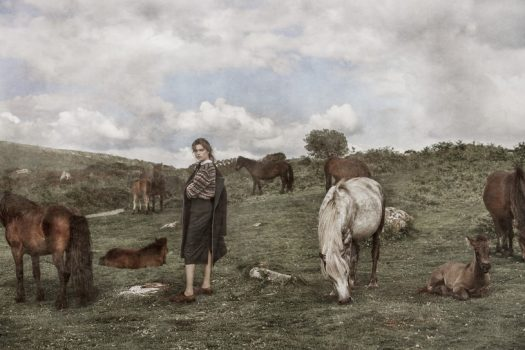 [Fashion Editorial] Sophie Vlaming, ELLE et country girl