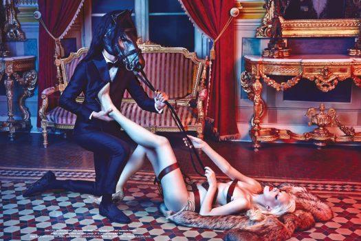[Fashion Editorial] Horse Magazine : Pony Play