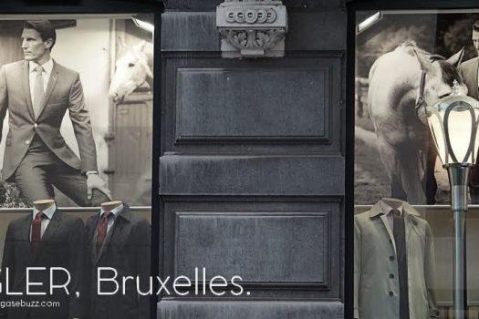 [Cobranding] Inauguration de la boutique Smuggler à Bruxelles avec Kevin Staut