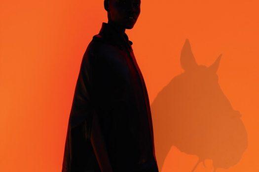 [Fashion Editorial] Pop Magazine : Orange is not the new black