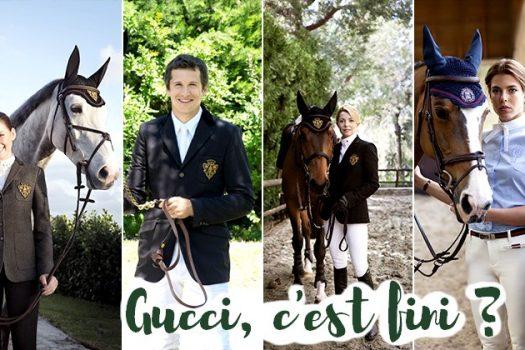 [Equestrian Marketing] Les sports équestres et Gucci, c'est fini ?