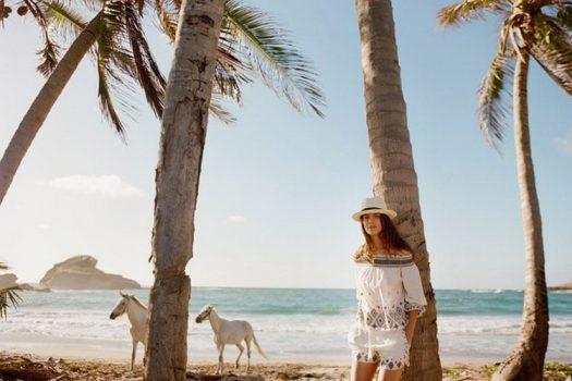 [Fashion Editorial] Flots et chevaux, l'été d'Amanda Wellsh