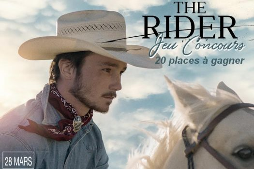 [Concours] 10 x 2 places pour le film The Rider à gagner !