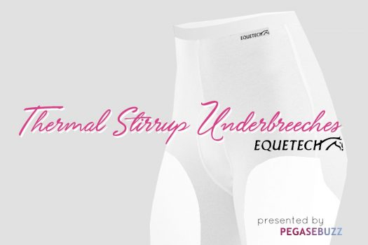 [Equestrian Fashion] Thermal Stirrup Underbreech by Equetech