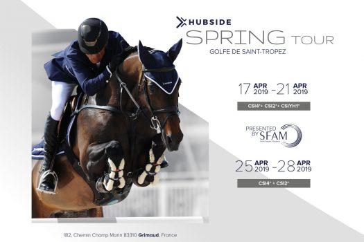 [Sport] Hubside Spring Tour, le nouveau jumping 4* de Sadri Fegaier