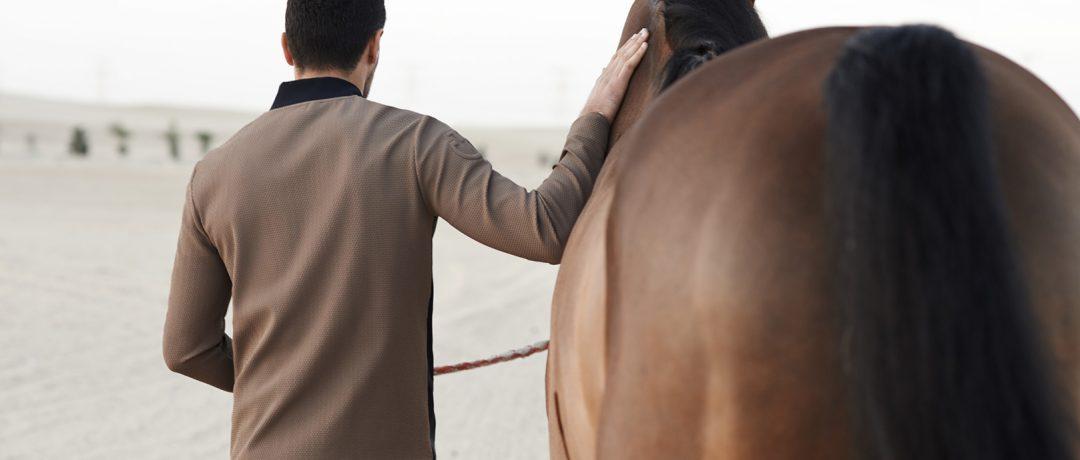 [Equestrian Fashion] Cavalleria Toscana Men, SS 2019
