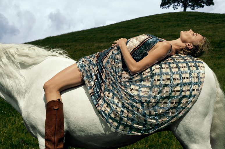 [Fashion] Le cheval blanc de Temperley London